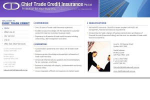 Chief Trade Credit