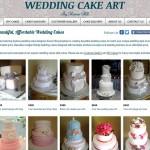 Wedding Cake Art by Karen Hill
