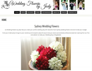 Wedding Flowers by Jody