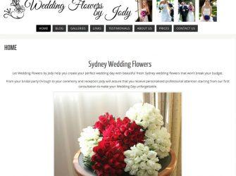Wedding Flowers by Jody