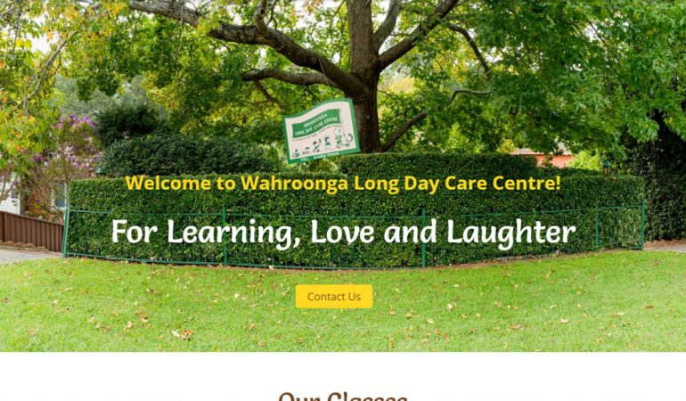 Wahroonga Long Day Care Centre 1