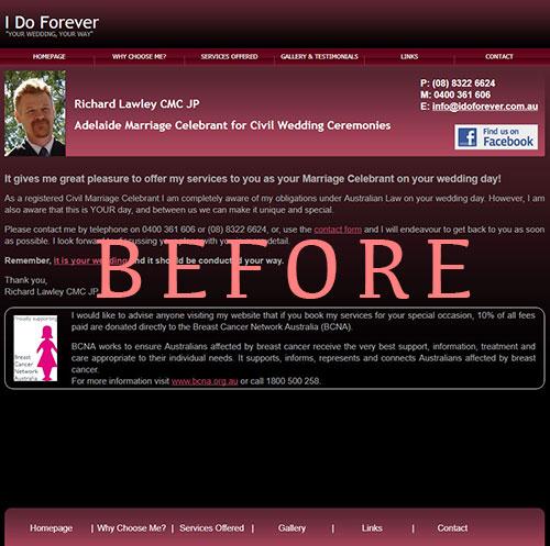 Before-idoforever.com.au